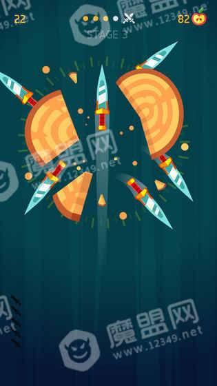 knife hit游戏