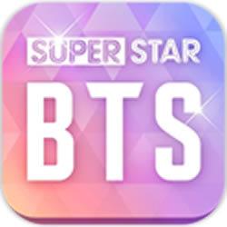 superstar bts游戏