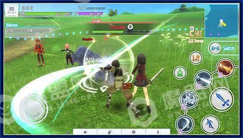 刀剑神域关键斗士公测版