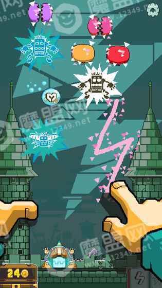 magic touch游戏