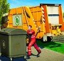 城市垃圾清洁模拟手游