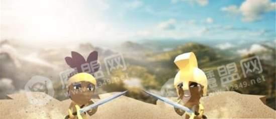 刀片骑士战斗