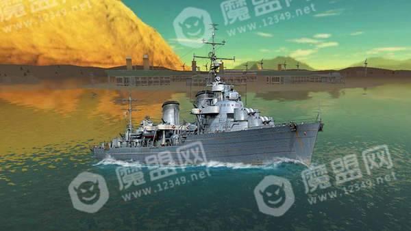 战舰模拟器手游