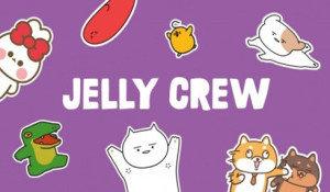 韩国sns角色改编手游《jelly crew》 预计2018年内推出!
