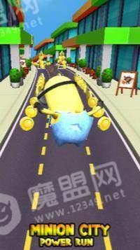 小黄人跑酷运动
