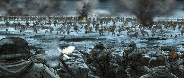 考验玩家策略性的大型战争类手游