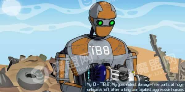 垃圾机器人