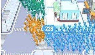 crowdcity怎么存活?拥挤城市打败敌人攻略操作