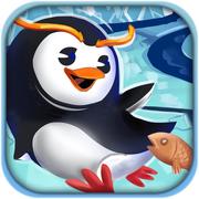雪地疯狂企鹅