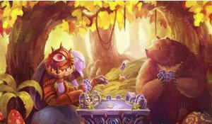 炉石传说女巫森林高强度偶数术卡组分享