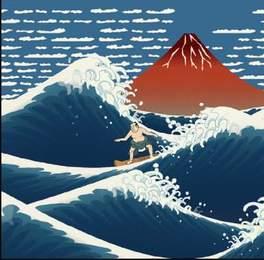 浮世冲浪手游