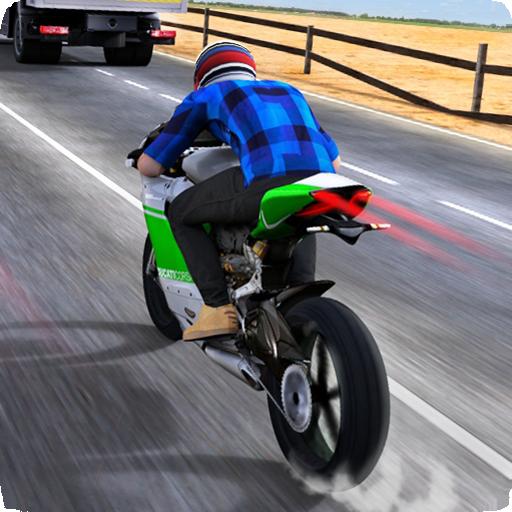 摩托车交通赛手游