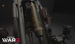《第三次世界大战》火炮演示公开 细节逼真扭转战局!