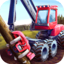 Forest Harvester Tractor 3D手游