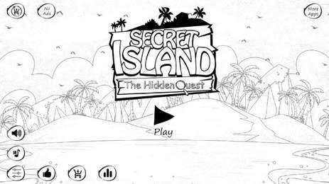 秘密岛隐藏的任务手游