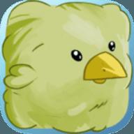 膨胀的小鸟