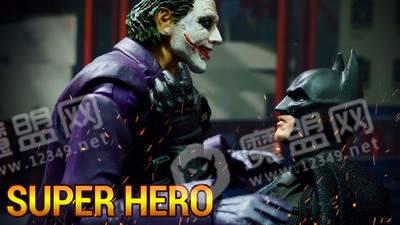 超级英雄暗影之战