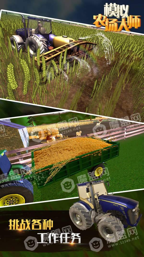 模拟农场大师
