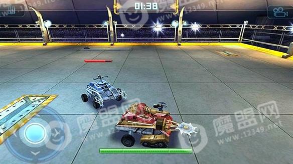 机器人碰撞大战