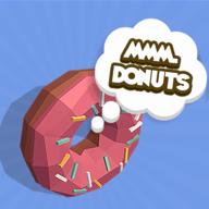 超级无敌的甜甜圈