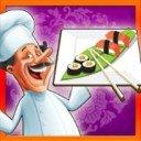 寿司烹饪厨师