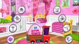 粉色公主大扫除