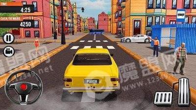 新型出租车模拟器