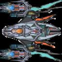 复古太空战机