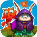 魔法兔子VS龍蘋果版