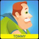汤米向前冲