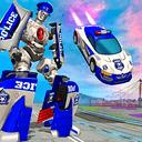 机器人警察报复