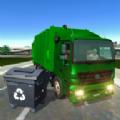 垃圾车驾驶垃圾分类