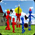 火柴人骑士战争3D