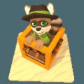 小浣熊推箱子