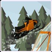 雪地车3d