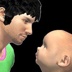 爸爸护理宝宝模拟器苹果版