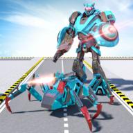 飞行蜘蛛机器人