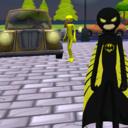蝙蝠侠火柴人