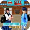 高校男生生活模拟游戏