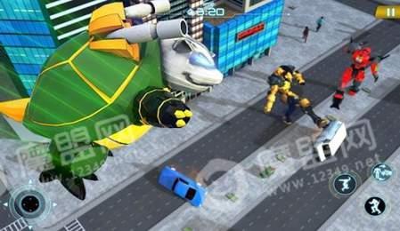 烏龜變形機器人