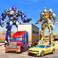 美国机器人变形卡车