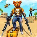 泰迪熊城市槍戰