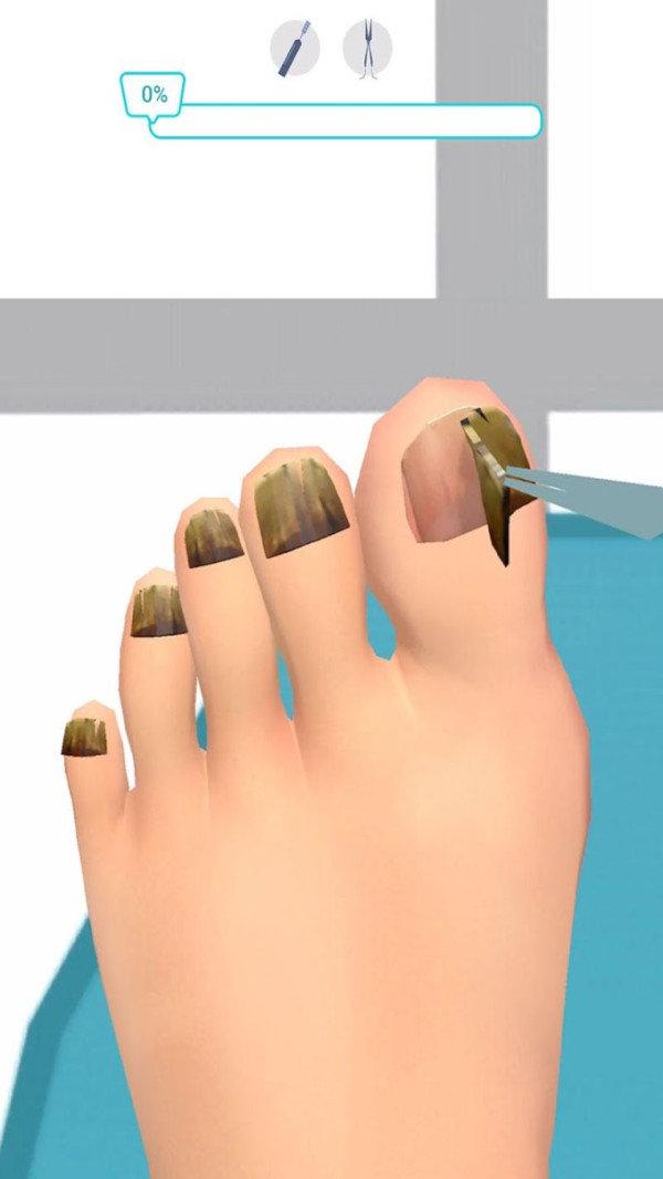足部诊所模拟