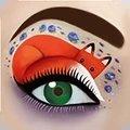 眼睛藝術3D