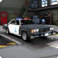 警车警察汽车模拟
