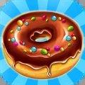 儿童甜甜圈制作