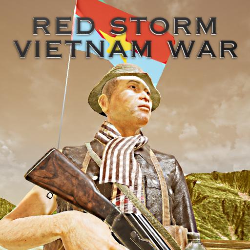 红色风暴越南战争破解版