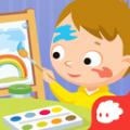 儿童绘画聪明成长