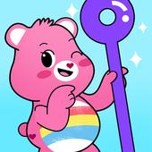 护理熊别针