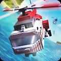 直升机救援模拟器工艺